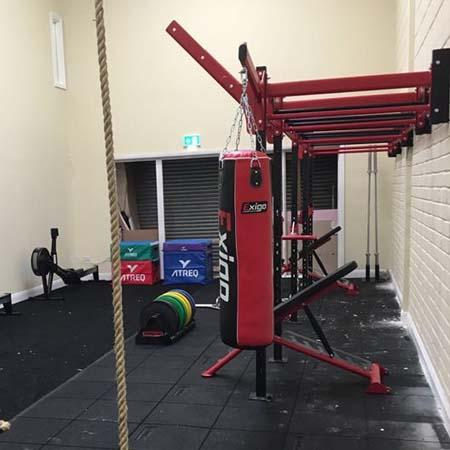 Mayfield Community Training Centre Mcsport Gym Installations