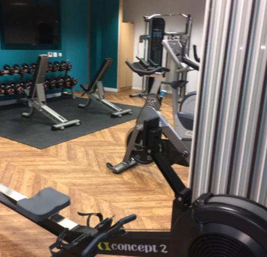 SAP Galway - Staff Gym