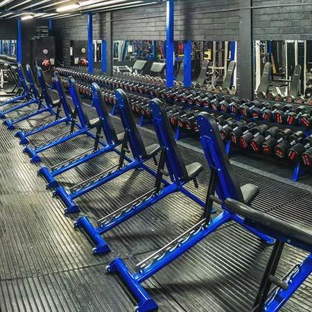 Southside Strength And Fitness Sandyford Mcsport Gym
